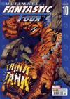 Cover for Ultimate Fantastic Four (Panini UK, 2005 series) #10