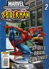 Cover for Ultimate Spider-Man (Panini UK, 2002 series) #2