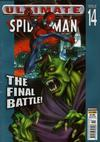 Cover for Ultimate Spider-Man (Panini UK, 2002 series) #14