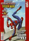 Cover for Ultimate Spider-Man (Panini UK, 2002 series) #16