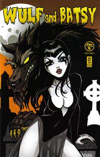 Cover Thumbnail for Wulf and Batsy (Viper, 2008 series) #1