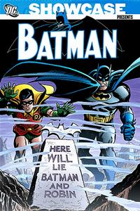 Cover Thumbnail for Showcase Presents Batman (DC, 2006 series) #4