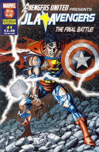 Cover Thumbnail for The Avengers United (Panini UK, 2001 series) #41