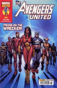 Cover for The Avengers United (Panini UK, 2001 series) #85