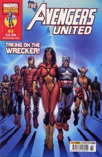 Cover Thumbnail for The Avengers United (Panini UK, 2001 series) #85