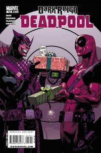 Cover Thumbnail for Deadpool (Marvel, 2008 series) #12