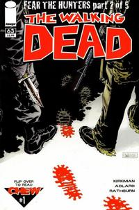 Cover Thumbnail for The Walking Dead (Image, 2003 series) #63