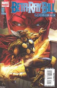 Cover Thumbnail for Beta Ray Bill: Godhunter (Marvel, 2009 series) #1