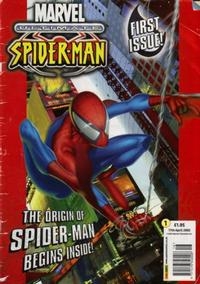 Cover Thumbnail for Ultimate Spider-Man (Panini UK, 2002 series) #1