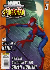 Cover Thumbnail for Ultimate Spider-Man (Panini UK, 2002 series) #3