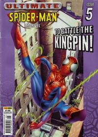 Cover Thumbnail for Ultimate Spider-Man (Panini UK, 2002 series) #5