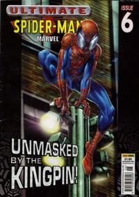 Cover Thumbnail for Ultimate Spider-Man (Panini UK, 2002 series) #6