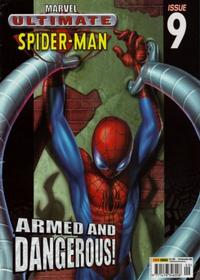 Cover Thumbnail for Ultimate Spider-Man (Panini UK, 2002 series) #9