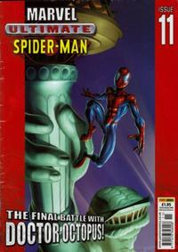 Cover Thumbnail for Ultimate Spider-Man (Panini UK, 2002 series) #11