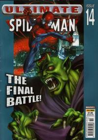 Cover Thumbnail for Ultimate Spider-Man (Panini UK, 2002 series) #14
