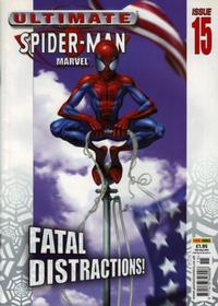 Cover Thumbnail for Ultimate Spider-Man (Panini UK, 2002 series) #15