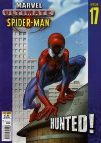 Cover Thumbnail for Ultimate Spider-Man (Panini UK, 2002 series) #17