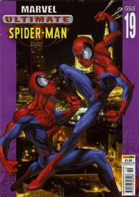 Cover Thumbnail for Ultimate Spider-Man (Panini UK, 2002 series) #19