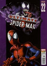 Cover Thumbnail for Ultimate Spider-Man (Panini UK, 2002 series) #22