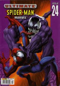 Cover Thumbnail for Ultimate Spider-Man (Panini UK, 2002 series) #24