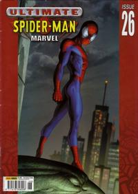 Cover Thumbnail for Ultimate Spider-Man (Panini UK, 2002 series) #26