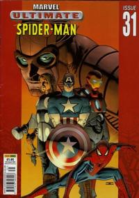 Cover Thumbnail for Ultimate Spider-Man (Panini UK, 2002 series) #31