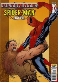 Cover Thumbnail for Ultimate Spider-Man (Panini UK, 2002 series) #33