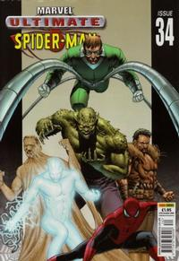 Cover Thumbnail for Ultimate Spider-Man (Panini UK, 2002 series) #34