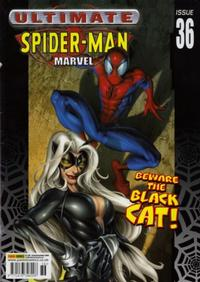 Cover Thumbnail for Ultimate Spider-Man (Panini UK, 2002 series) #36