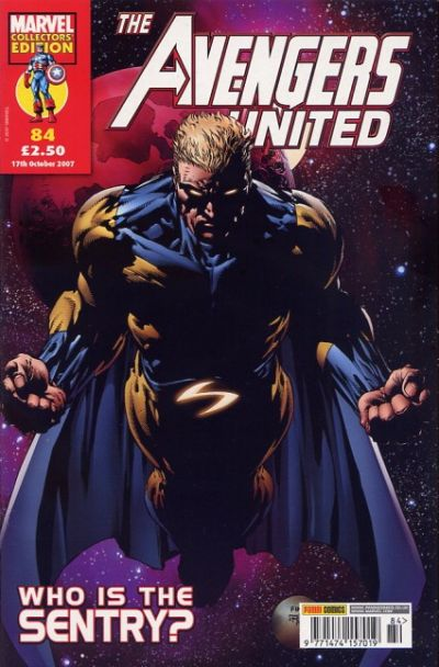 Cover for The Avengers United (Panini UK, 2001 series) #84
