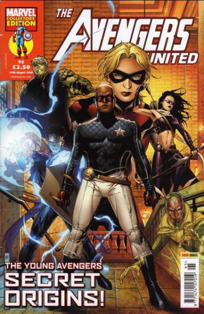 Cover for The Avengers United (Panini UK, 2001 series) #95