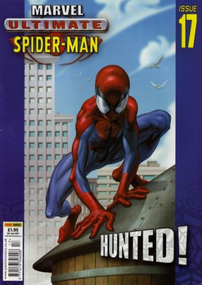 Cover for Ultimate Spider-Man (Panini UK, 2002 series) #17