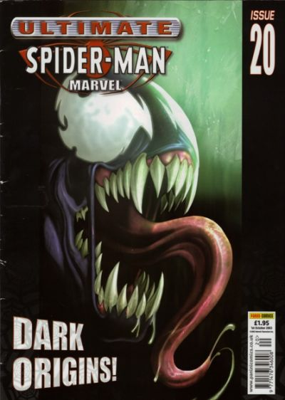 Cover for Ultimate Spider-Man (Panini UK, 2002 series) #20
