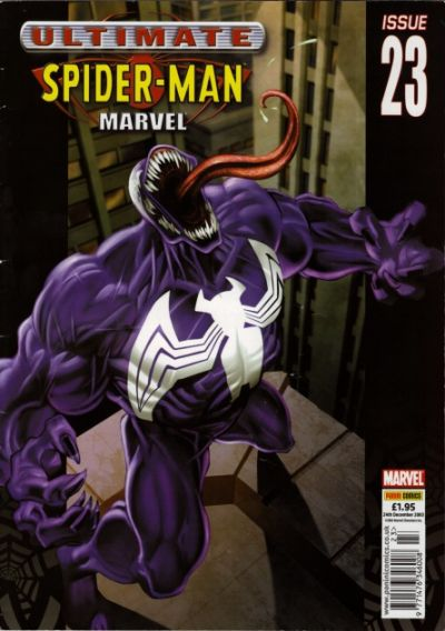 Cover for Ultimate Spider-Man (Panini UK, 2002 series) #23