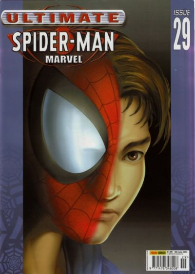 Cover for Ultimate Spider-Man (Panini UK, 2002 series) #29