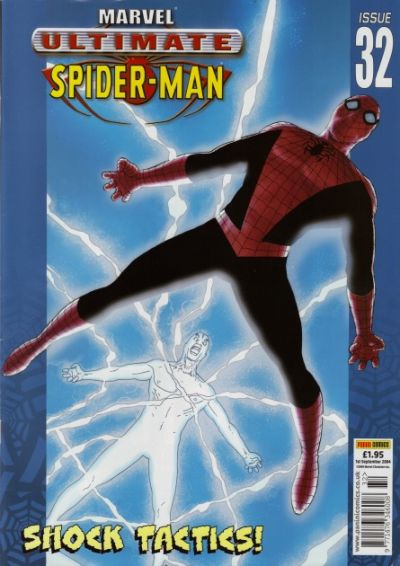 Cover for Ultimate Spider-Man (Panini UK, 2002 series) #32