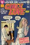 Cover for Girls' Love Stories (DC, 1949 series) #156