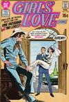 Cover for Girls' Love Stories (DC, 1949 series) #157