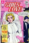 Cover for Girls' Love Stories (DC, 1949 series) #162