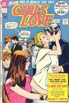 Cover for Girls' Love Stories (DC, 1949 series) #165