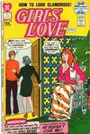Cover for Girls' Love Stories (DC, 1949 series) #166