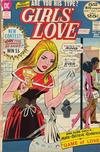 Cover for Girls' Love Stories (DC, 1949 series) #169