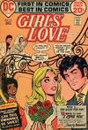Cover for Girls' Love Stories (DC, 1949 series) #171