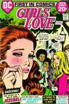 Cover for Girls' Love Stories (DC, 1949 series) #172