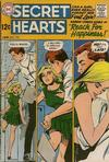 Cover for Secret Hearts (DC, 1949 series) #133