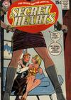 Cover for Secret Hearts (DC, 1949 series) #139