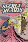 Cover for Secret Hearts (DC, 1949 series) #142