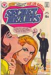 Cover for Secret Hearts (DC, 1949 series) #145