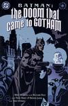 Cover for Batman: The Doom That Came to Gotham (DC, 2000 series) #1