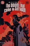 Cover for Batman: The Doom That Came to Gotham (DC, 2000 series) #3